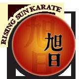 Rising Sun Karate Logo